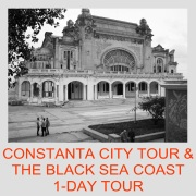 1-DAY TOUR CONSTANTA BLACK SEA COAST