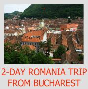 2-day Romania trip from Bucharest