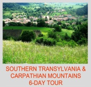 6-DAY TOUR SOUTHERN TRANSYLVANIA CARPATHIAN MOUNTAINS