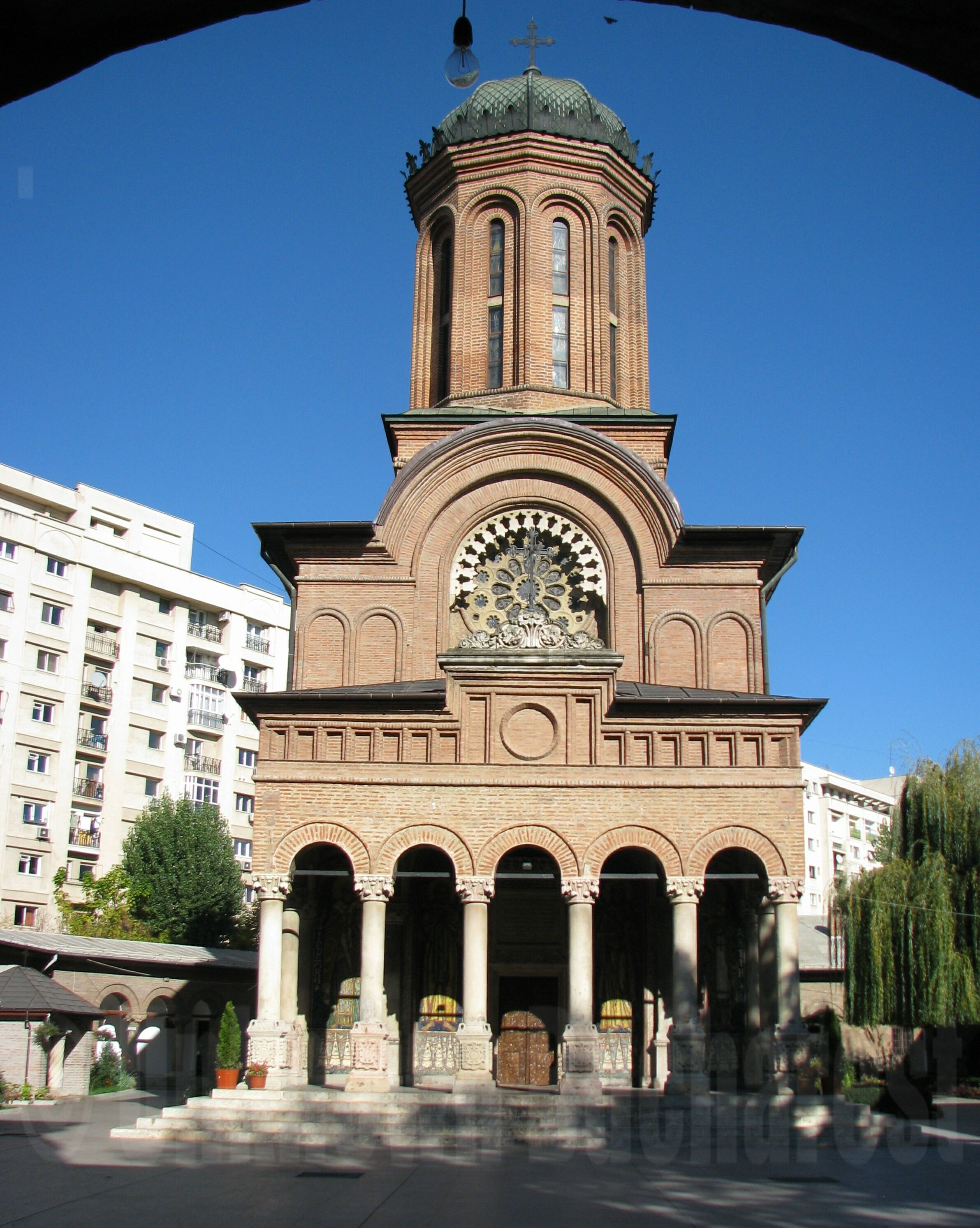Top 10 Bucharest Churches Bucharest Uncovered