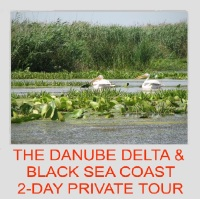 Danube Delta Black Sea Coast 2 day private tour