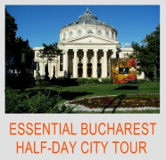 ESSENTIAL BUCHAREST HALF-DAY CITY TOUR