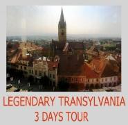 LEGENDARY TRANSYLVANIA 3 DAYS TOUR