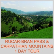 RUCAR BRAN PASS 1 DAY TOUR