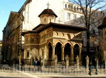 Stavropoleos Church, Old Center, Bucharest