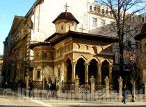 Stavropoleos Church, Old Center, Bucharest