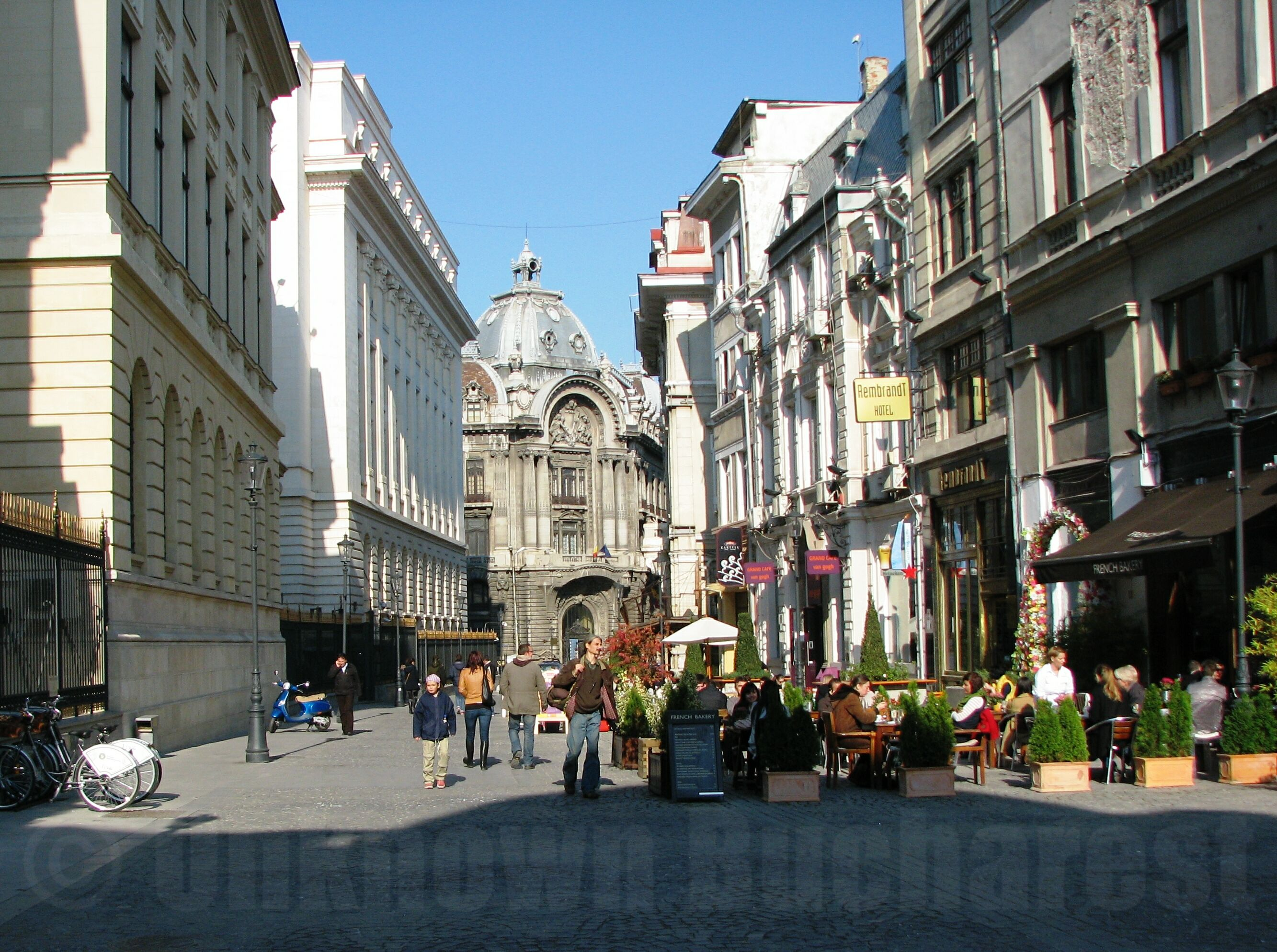 Bucharest's Old Town  Bucharest & Romania Private Tours ...