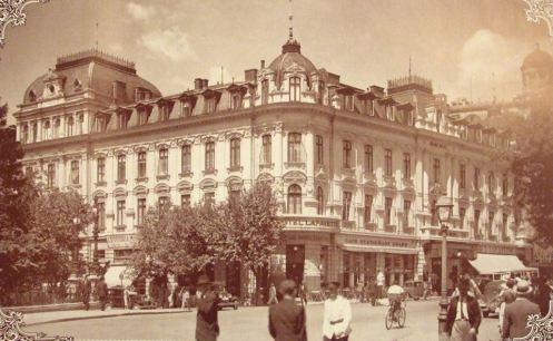 Grand Hotel Lafayette, Bucharest, Calea Victoriei