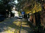 Leafy street, Armenian neighborhood,Bucharest