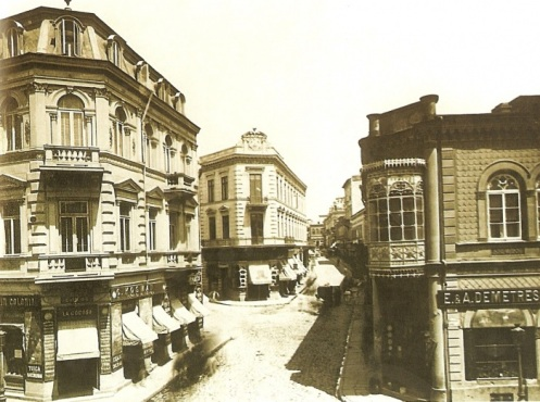 Selari Street, Bucharest's Old Town