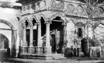 Stavropoleos Church around 1856, Bucharest, photo LudwigAngerer