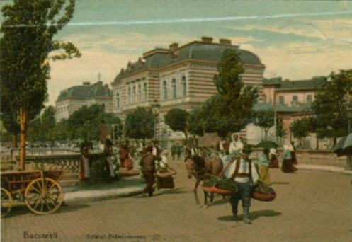 Brancovan Hospital, Bucharest 1910