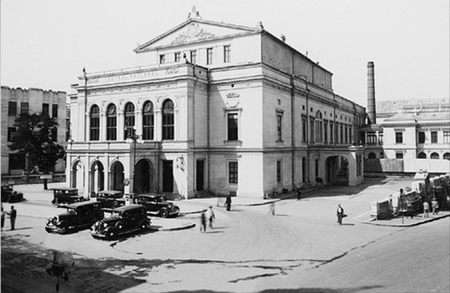Old National Theatre, Bucharest