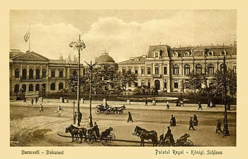 Royal Palace, Bucharest