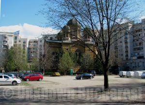 Domnita Balasa Church, Bucharest