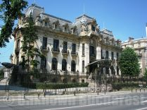 Cantacuzino Palace, today the National George Enescu museum, central Bucharest