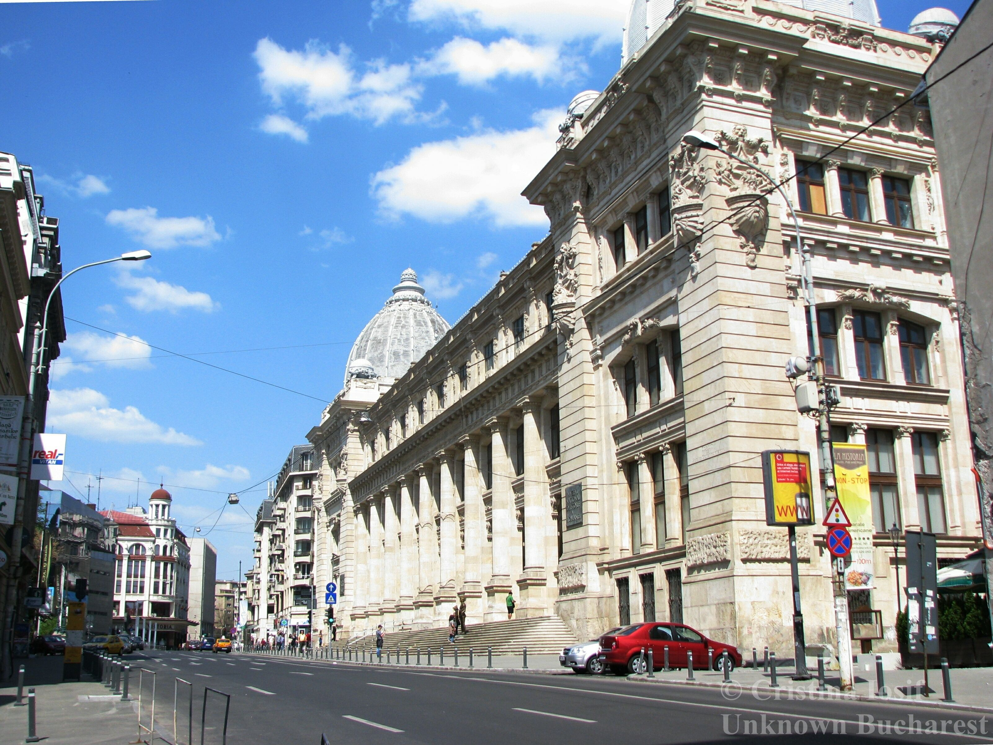 Calea Victoriei Victory Avenue Bucharest Uncovered