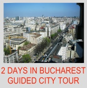 2 DAYS BUCHAREST CITY TOUR