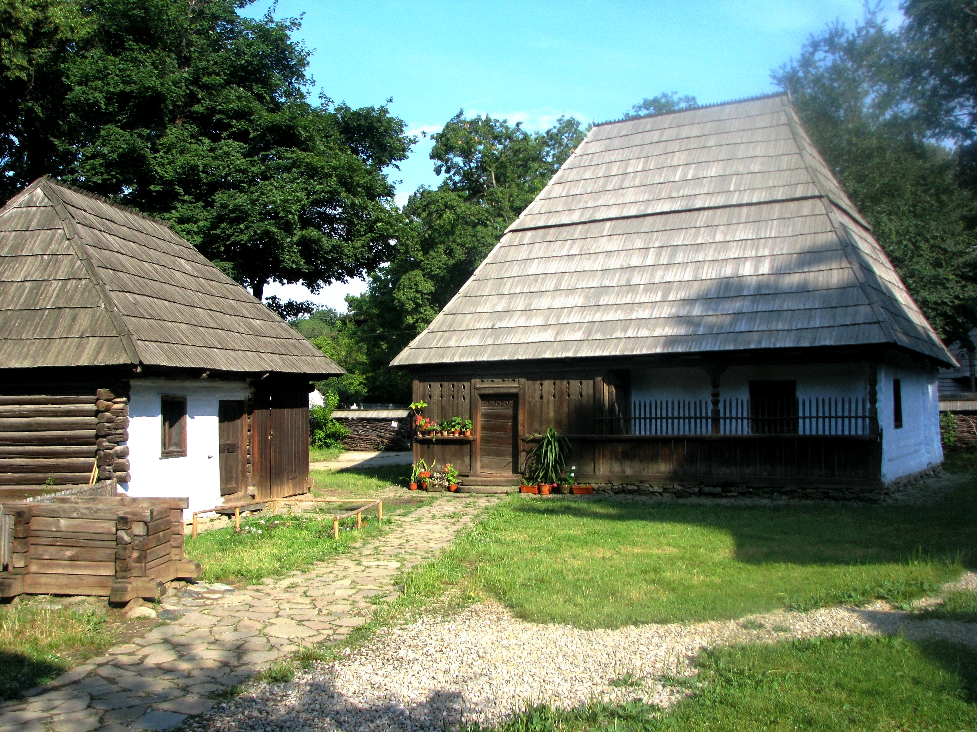 Old household at Bucharest Village Museum | Bucharest Uncovered