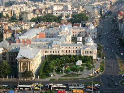 Bucharest overview
