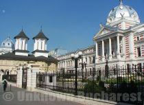 Coltea Settlements, Bucharest