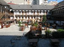 Manuc's Inn, Bucharest Old Town