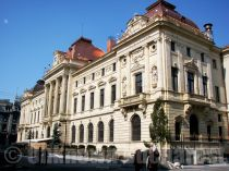 National Bank Palace Bucharest