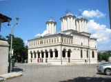 The Romanian Patriarchal Cathedral, Bucharest