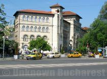 The Ion Mincu University of Architecture, Bucharest