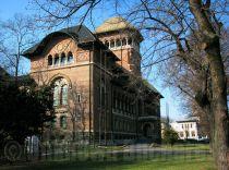 The Romanian Peasant Museum Bucharest