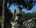 Archangel at Radu Voda Monastery, Bucharest