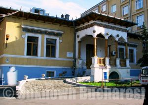 Lahovary House, Bucharest