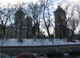 View to Radu Voda Monastery, Bucharest