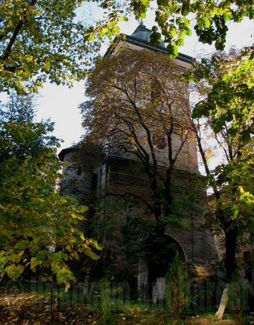 Radu Voda Monastery, Bucharest - The Belltower