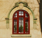 Window, Mantuleasa neighborhood,Bucharest