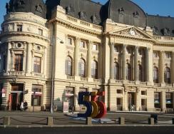 Carol I University Foundation, central Bucharest