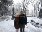 Winter Touring in Bucharest, Jan2017