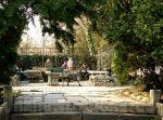 Chessplayers in Cismigiu Garden,Bucharest
