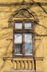 House window, Bucharest