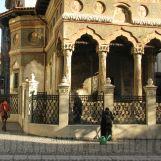Stavropoleos Church, Bucharest's Old Town
