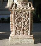 Antim Church Bucharest, stonedecoration