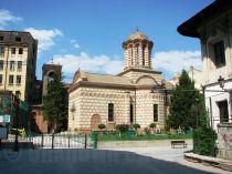 The Old Court Church, Bucharest