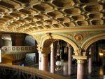 Romanian Athenaeum Lobby
