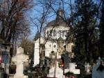 The Great Chapel, Bellu Cemetery,Bucharest