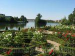 Mogosoaia Palace gardens,Bucharest