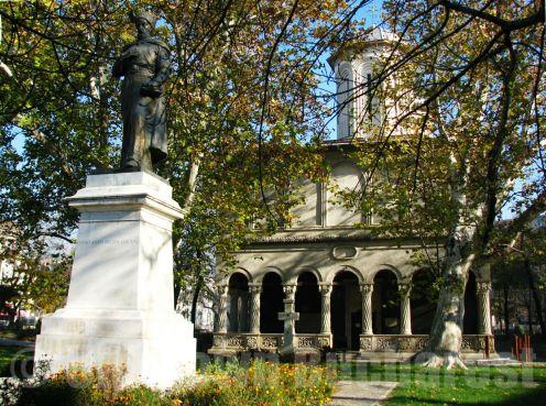 Sf Gheorghe Nou Church, Bucharest