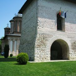Snagov Monastery - The Bell Tower