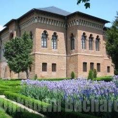 The Brancovan Palace of Mogosoaia, Bucharest