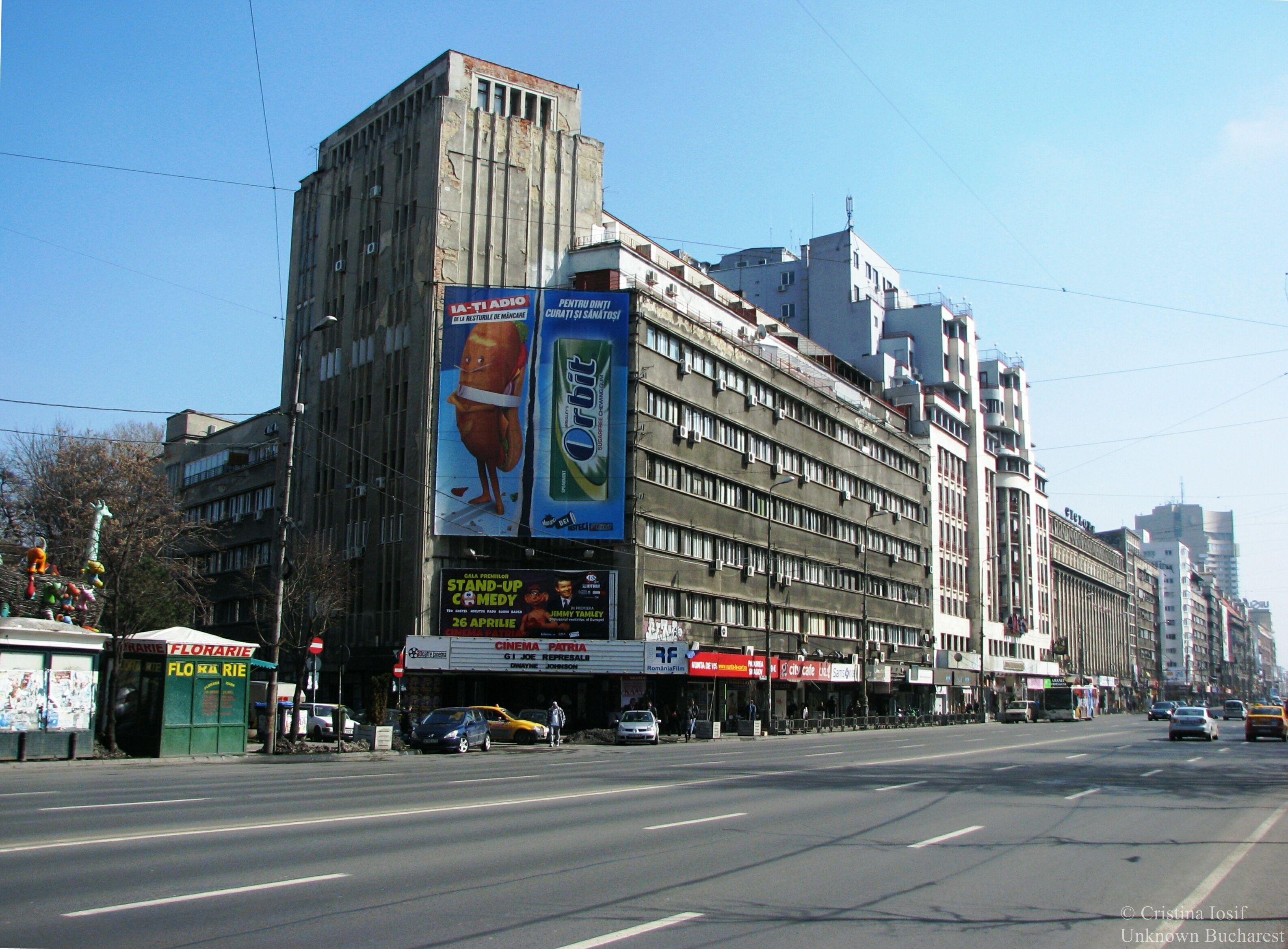 Bucharest Modernism Amp Art Deco Architecture 25
