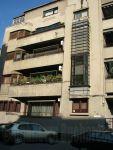 Art Deco apartment building (1934, arch. Tiberiu Niga) central Bucharest